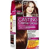 L'Oréal Casting Creme Gloss Coloration Dunkelblond 600, 1 St (1er Pack)