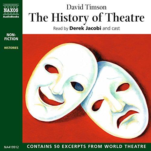 The History of Theatre  Audiolibri