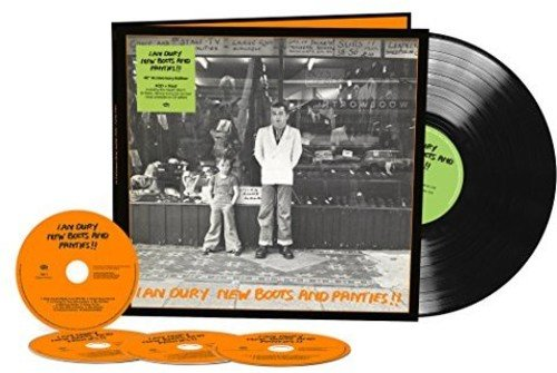 Ian dury new boots and panties five disc 40th anniversary deluxe shop price gbp stock solutioingenieria Image collections