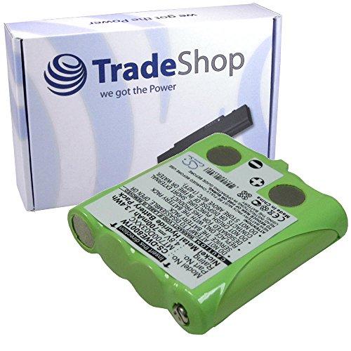 Hochleistungs Ni-MH Akku 4,8V/700mAh ersetzt MT700D03XXC MT-700-D03-XXC für DeTeWe Outdoor 8000, Outdoor PMR 8000 PMR8000 Reer 5005 Scopi 5006 Scopi
