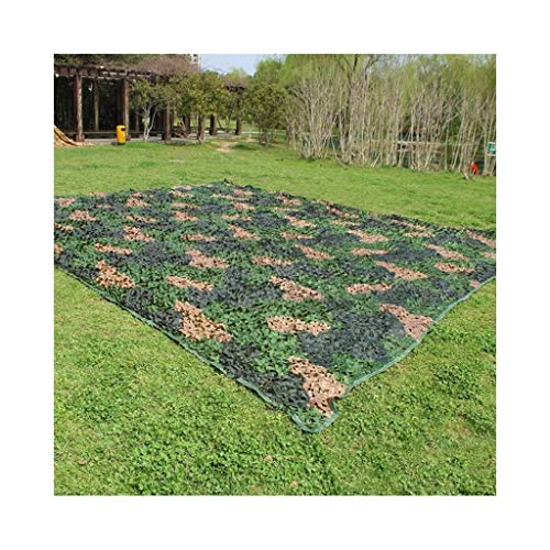 Camouflage Netz Tarnnetz 2x3m Tarnnetz Für Das Schießen Von Blindbeobachtungen Verstecken Jagd Militärdekoration Sonnenschirm für schattenspendende Gärten im Freien ( Size : 4*10M(13.1*32.8FT) ) -