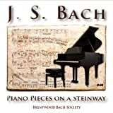 J. S. Bach: Piano Pieces On a Steinway Piano