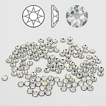 Strass Steine Hotfix Rhinestones 50 Stück JONQUIL Ø5mm