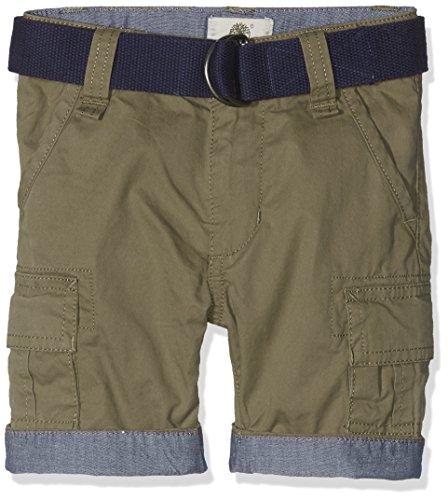 Timberland Jungen Shorts Bermuda, Grün (Jungle 688), 8 Jahre Preisvergleich