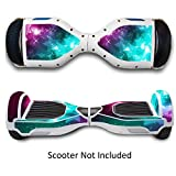 Two Wheels Self Balancing Electric Scooters Vinyl Stickers Balance Board Skins Hover Boards Protective Decals Skate Board Covers for Smart Bluetooth Mobility Scooter