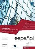 interaktive sprachreise komplettkurs español: das komplette sprachlernsystem für alltag, reise & beruf / Paket: 1 DVD-ROM + 5 Audio-CDs + 3 Textbücher