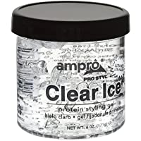 Ampro Pro Styl Clear Ice Protein Styling Gel by