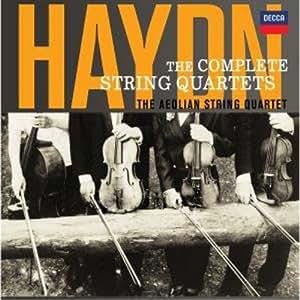 Haydn : Intégrale des quatuors à cordes
