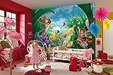 Komar-Poster murale Fate Disney Meadow Carta da Parati Multicolore, 8 Pezzi