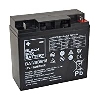 12V 18Ah BBB Sealed Lead Acid (AGM) Mobility Scooter Battery