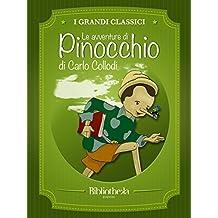 Le avventure di Pinocchio: Storia di un burattino (Italian Edition)