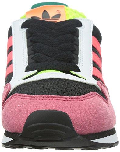 Adidas Kinder Sneaker Zx 500David Bowie K, mehrfarbig - schwarz / rot - Größe: EU 38 Schwarz / Rot