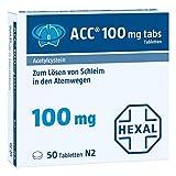 ACC 100 mg Tabs, 50 St. Tabletten