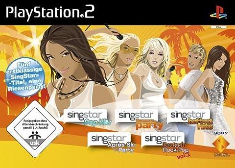 Sing Star Multipack