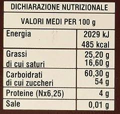 Idea Regalo - Gangemi Confetti Artigianali al Cioccolato Fondente - 1000 g