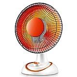 SEEKSUNGM Riscaldatore, Ventilatore Portatile, Radiatore Portatile, 700W in Fibra di Carbonio del Tubo di Riscaldamento, Due velocità di Regolazione, Dimensioni: 24 * 42cm