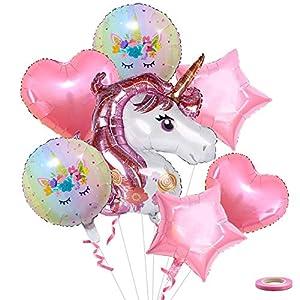 Dsaren 8 Piezas Feliz Cumpleaños