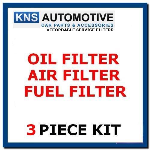 Citroen C5 2.0 et 2.2 HDI Diesel (00–01) à l'huile, Air et filtre à carburant kit d'entretien