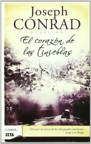 CORAZON DE LAS TINIEBLAS (BEST SELLER ZETA BOLSILLO)