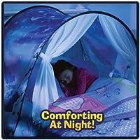 Tienda para cama Sueño Dream Tents Children Play Cama Tienda Fantasy House (Winter Wonderland)