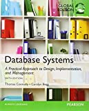 Database Systems: A Practical Approach to Design, Implementation, and Management: Global Edition by Thomas Connolly (2014-09-26)