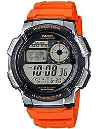 Casio Youth Digital Grey Dial Men's Watch - AE-1000W-4BVDF (D121)