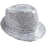 P'tit Clown 20200Sequins Hat, Adult