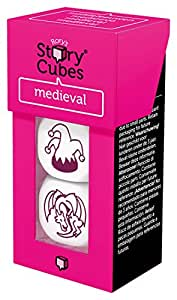 Asmodee Rory's Story Cubes: Medieval