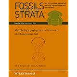 Fossils and Strata, Morphology, Phylogeny and Taxonomy of Osteolepiform Fish: Number 61 (Fossils and Strata Monograph Series)
