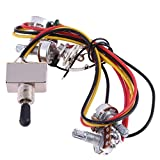 Best Kits Wiring Harness - Tradico® Wiring Harness Prewired 2v2t 3 Way Toggle Review