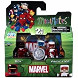 Exclusive Marvel Minimates Wave 14 - Hudson and Box