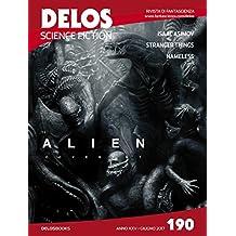 Delos Science Fiction 190