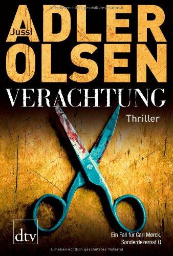Deutscher Taschenbuch Verlag Verachtung: Der vierte Fall für Carl Mørck, Sonderdezernat Q Thriller