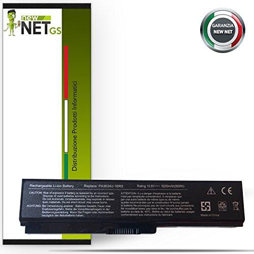 Akku für Toshiba Portege M800M802M806M810M821M825M900M905M908, M911, Series, PA3636U-1BRL von 5200mAh 10,8/11,1V M810 Serie