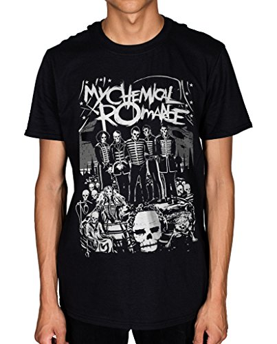 Official My Chemical Romance Dead Parade T-Shirt