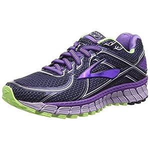 Brooks Adrenaline Gts 16 - 120203 1B 506 - Zapatillas de running Mujer, Morado (Passion Flower/Lavender/Paradis), 37 EU