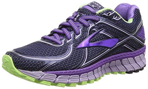 Brooks Adrenaline Gts 16 - Zapatillas de Running Mujer, Morado (Passio