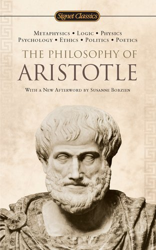 The Philosophy of Aristotle Cover Image