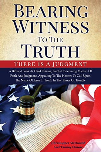 Bearing Witness To The Truth