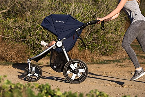 Bumbleride Speed All terrain Jogging Stroller - Dawn Grey Mint Bumbleride  6
