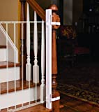 Best Hardware Baby Gates - EZ-Fit Baby Safety Gate Adapter Kit - Protect Review