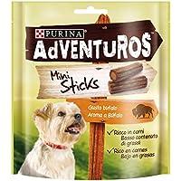 Purina Adventuros Mini Sticks Snacks para Perro 90 g