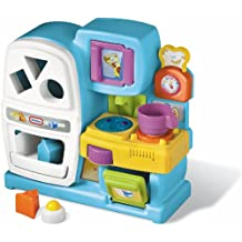 Little Tikes DiscoverSounds Kitchen Chica juguete para el aprendizaje - juguetes para el aprendizaje (Batería, Alcalino, AA, 1,5 V, 406,4 mm, 226,1 mm)