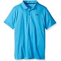 Under Armour Jungen Performance Polo Neuheit Kurzarmhemd