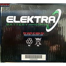 Batería Elektra YTX14-BS, 12V, 12Ah, con ácido 246610130