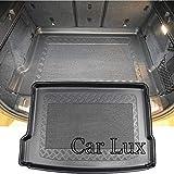 Car Lux AR05365- Tapis de coffre type bac antidérapant