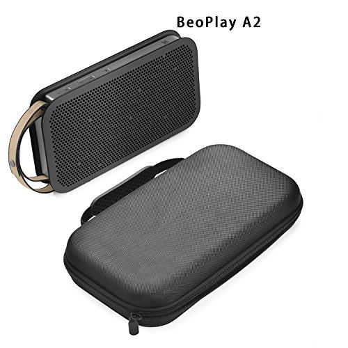 Lunata Housse de Protection pour Bang & Olufsen A2, étui Rigide, Pochette de Protection pour Haut-Parleur B&O Play BeoPlay A2