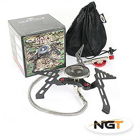NGT Portable Gas Stove Compact High Output