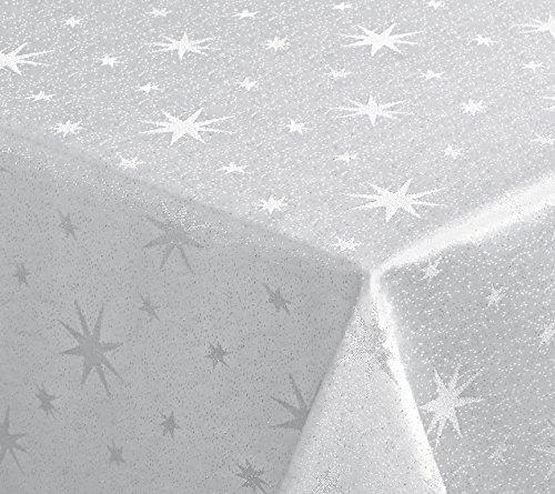 lurex-stelle-tovaglia-oro-o-argento-lucido-di-natale-tovaglia-taglia-a-scelta-tessuto-bianco-argento