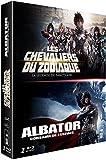 Les Chevaliers du Zodiaque : La légende du Sanctuaire + Albator, corsaire de...